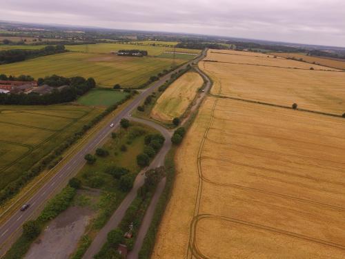 Drone Photo of Area